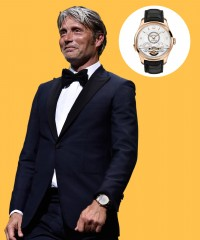 Watch & Learn: Mads Mikkelsen's Montblanc