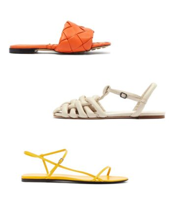 Leather Sandals To Take You Through The Summer
