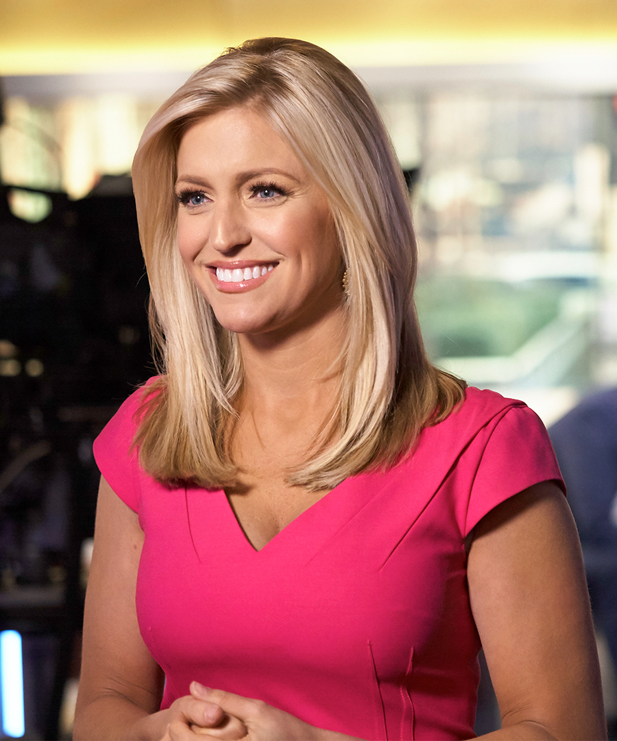 24 Hours With Ainsley Earhardt of Fox News