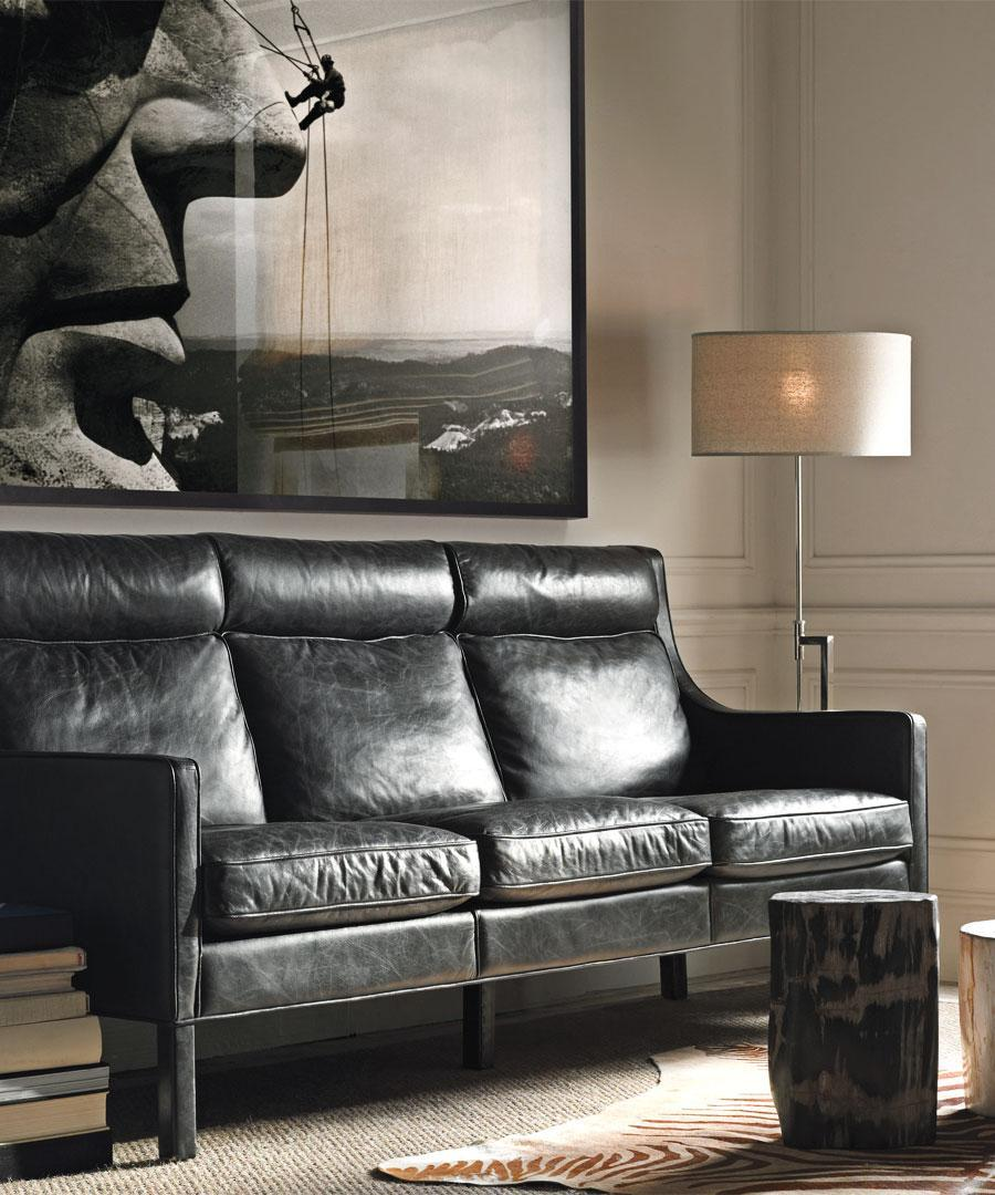 Restoration Hardware's fall collection