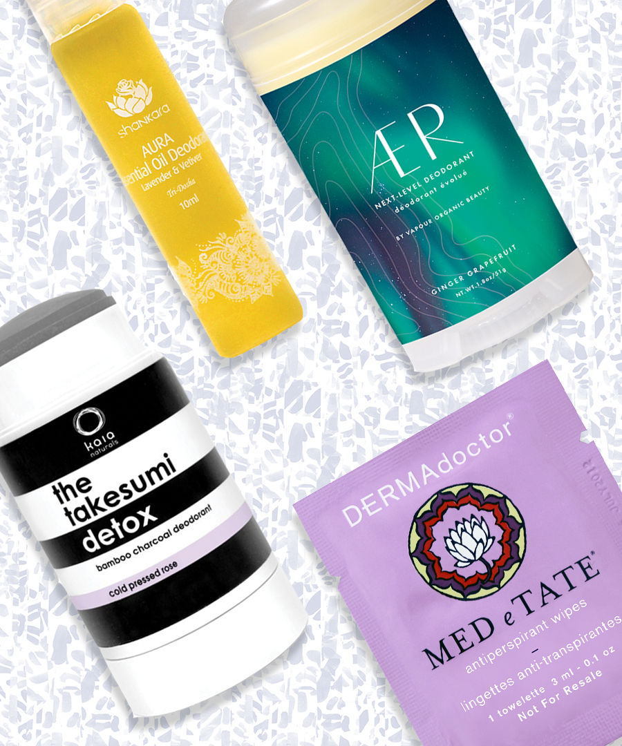 Top Deodorants to Keep You Feeling Fresh