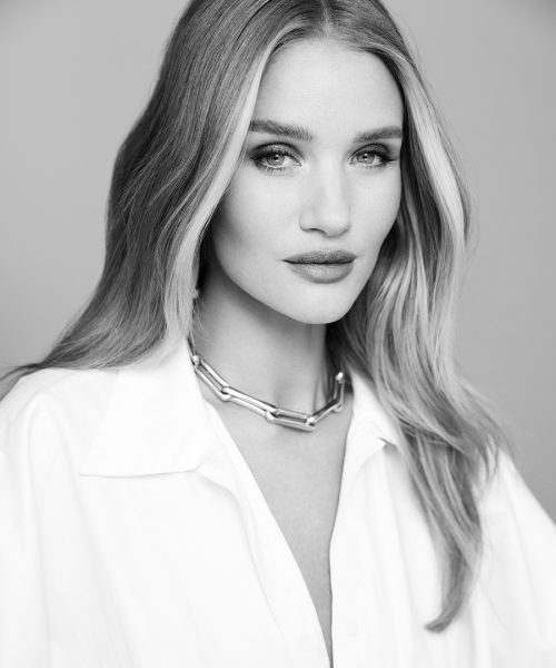 Rosie Huntington-Whiteley Debuts First Rose Inc. Beauty Launch