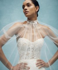 15 Statement-Making Bridal Capes and Jackets