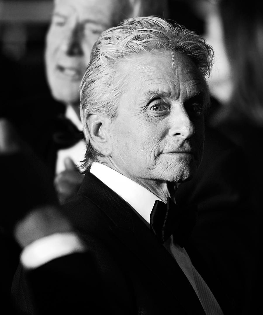 In The Closet With Michael Douglas