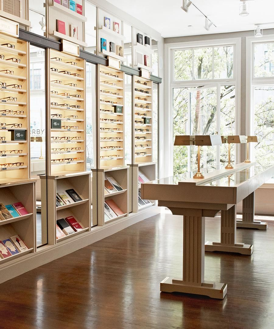 Boston Welcomes Warby Parker