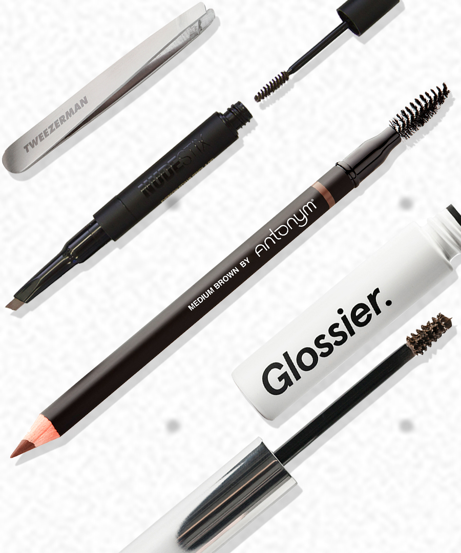 Our Top Tools for Natural-Looking Brows