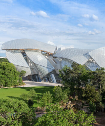 The Fondation Louis Vuitton Has Reopened
