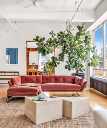 Go Inside Susan Sarandon's NYC Home