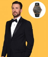 Chris Evans' IWC Portugieser Hand-Wound Eight Days