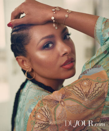 The Natural Beauty of Kat Graham