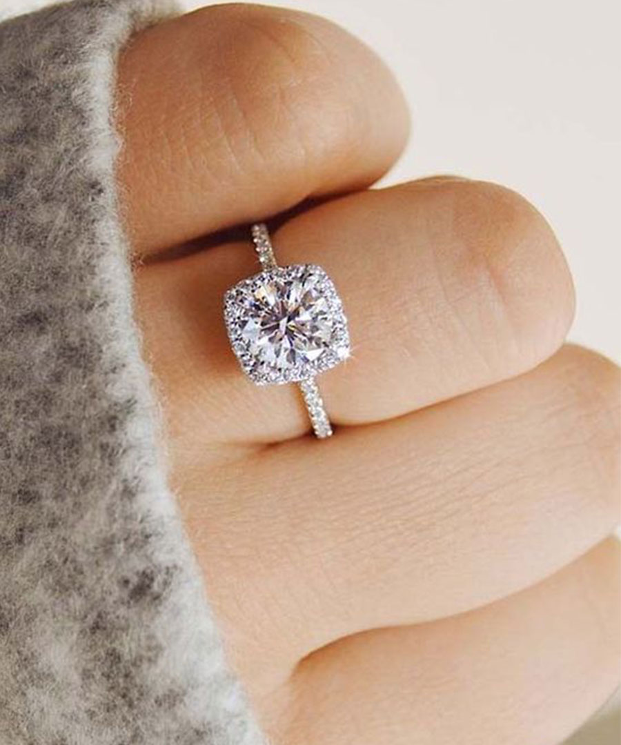 Ask A Wedding Expert: 2018 Engagement Ring Trends