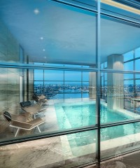 Unwind at Luxury Residences' Unreal Pools and Spas