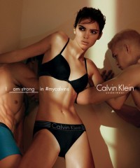Kendall Jenner's Calvin Klein Ad Is…Unusual