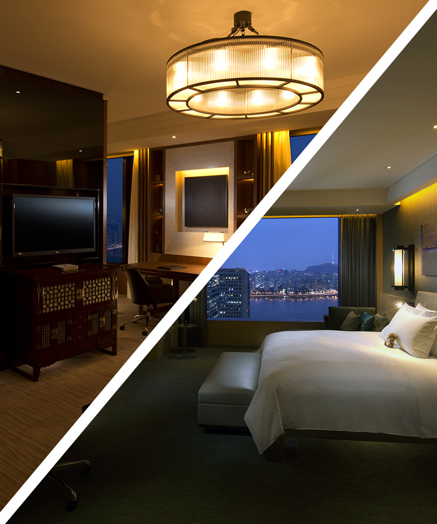 Room Request! The Conrad Seoul