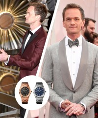 Watch & Learn: Neil Patrick Harris' Audemars Piguets