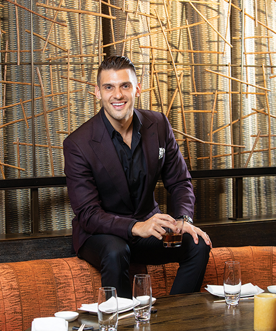 Sip a Nightlife Guru's New Spirit