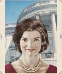 Inside The New Art Exhibit, First Ladies of the United States