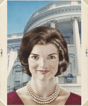 The Smithsonian's National Portrait Gallery has unveiled one of the first major art exhibitions dedicated to America's first ladies