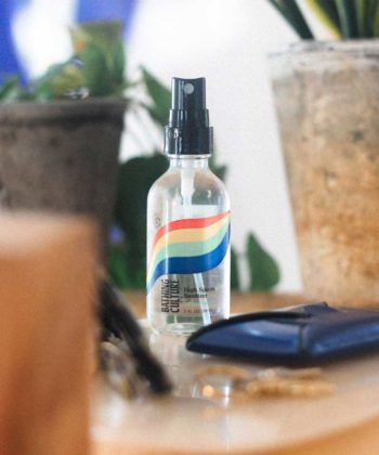 Bathing Culture Introduces High Spirits Sanitizer