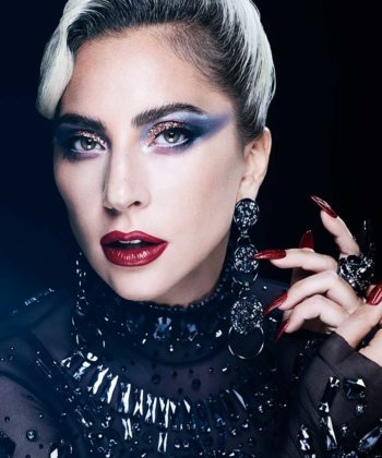 Lady Gaga's New Holiday Beauty Collection Dazzles