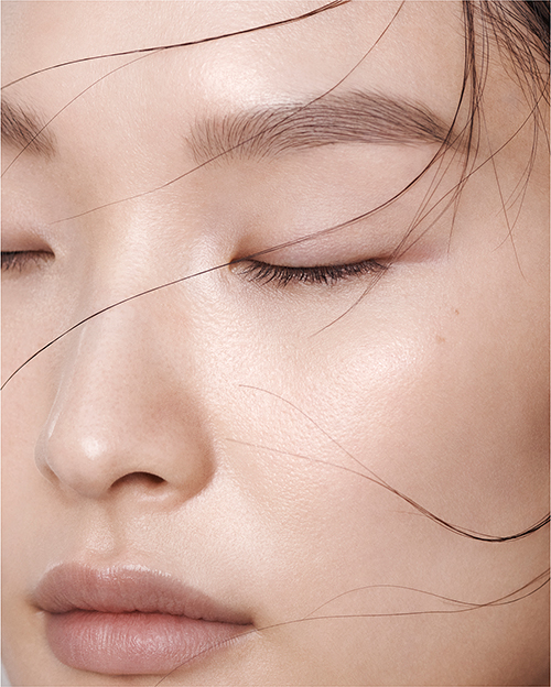 Campaign image for Rose Inc. beauty launch