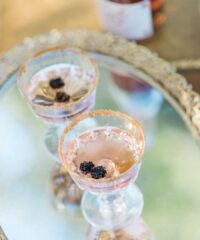 Signature Cocktails for Your At-Home Wedding