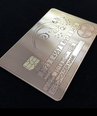 A Solid Gold Credit Card
