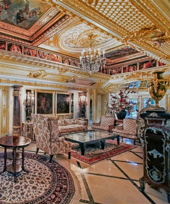 This $10 Million Newport Beach Mansion Is Modeled After a Fabergé Egg