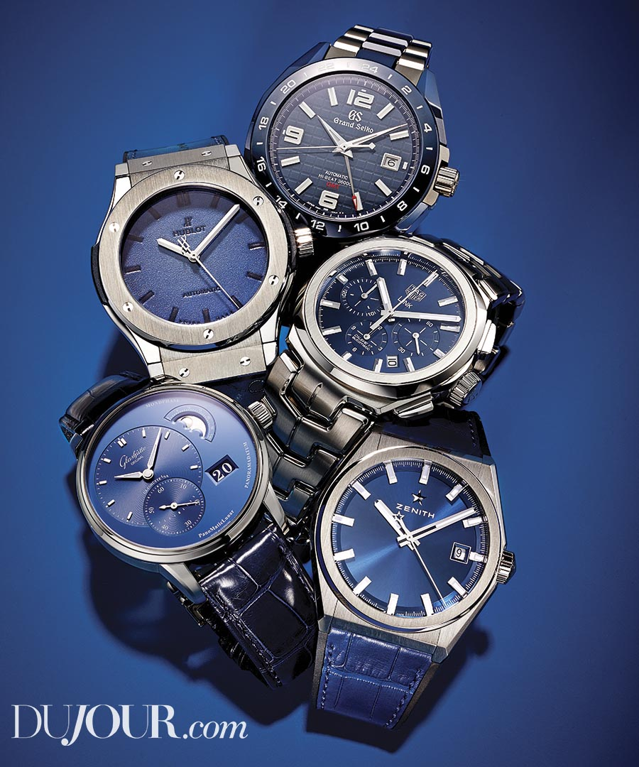 Timepieces to Cure Your Winter Blues
