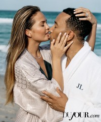 Scroll Down To Watch Our Video with Chrissy Teigen and John Legend