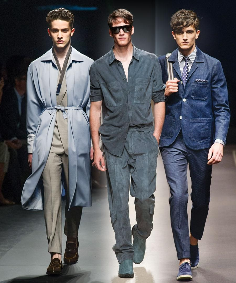 Milan Mode: 10 Menswear Highlights