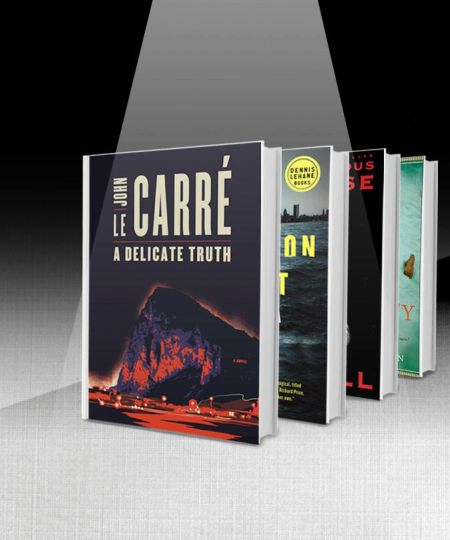 Summer Thrillers: Our Top Titles