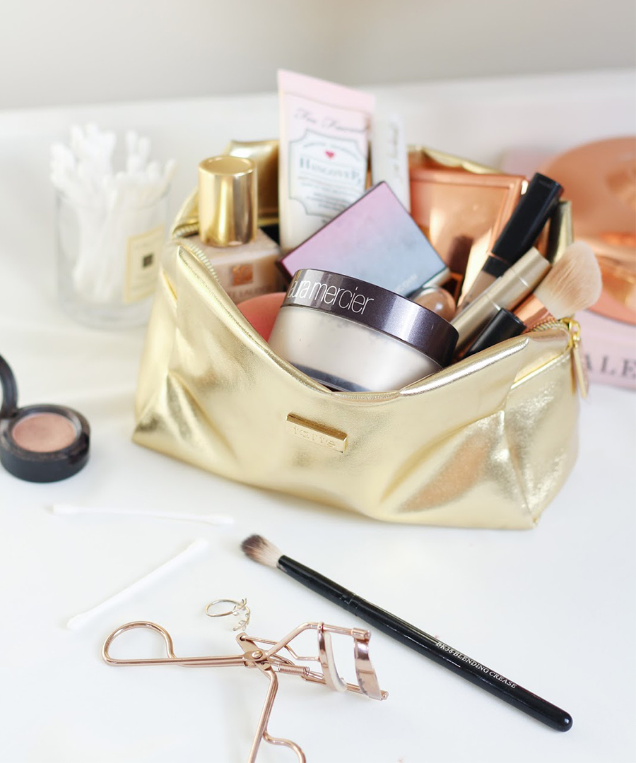 12 Chic Makeup Bags You Need