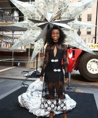 Denée Benton Helped Raise the Swarovski Star