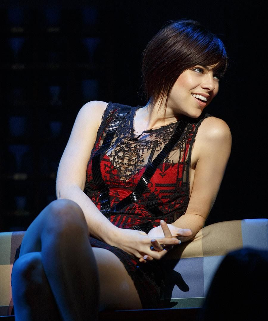 A First Date With Krysta Rodriguez
