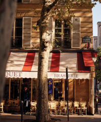 Assouline's new book Paris Chic is a delightful chronicle of French sophistication through the lens of photographer Oliver Pilcher and the words of author Alexandra Senes