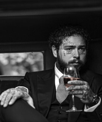 You Can Pre-Order Post Malone's New Rosé Right Now