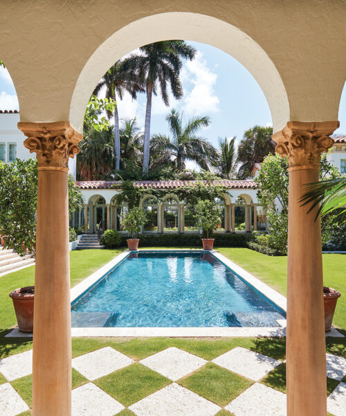 From Palm Beach to Shangri La: The Architecture of Marion Sims Wyeth