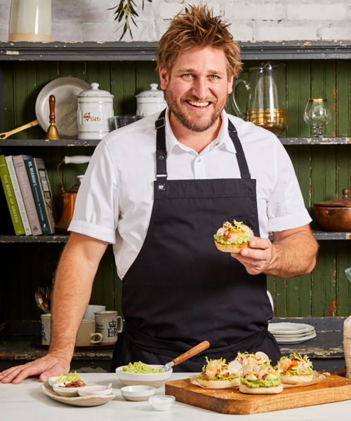 24 Hours With Curtis Stone