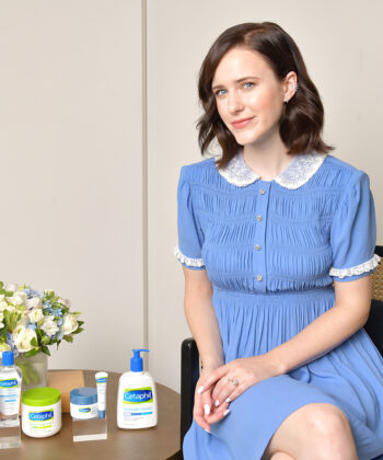 Rachel Brosnahan Shares Her New Skincare Routine