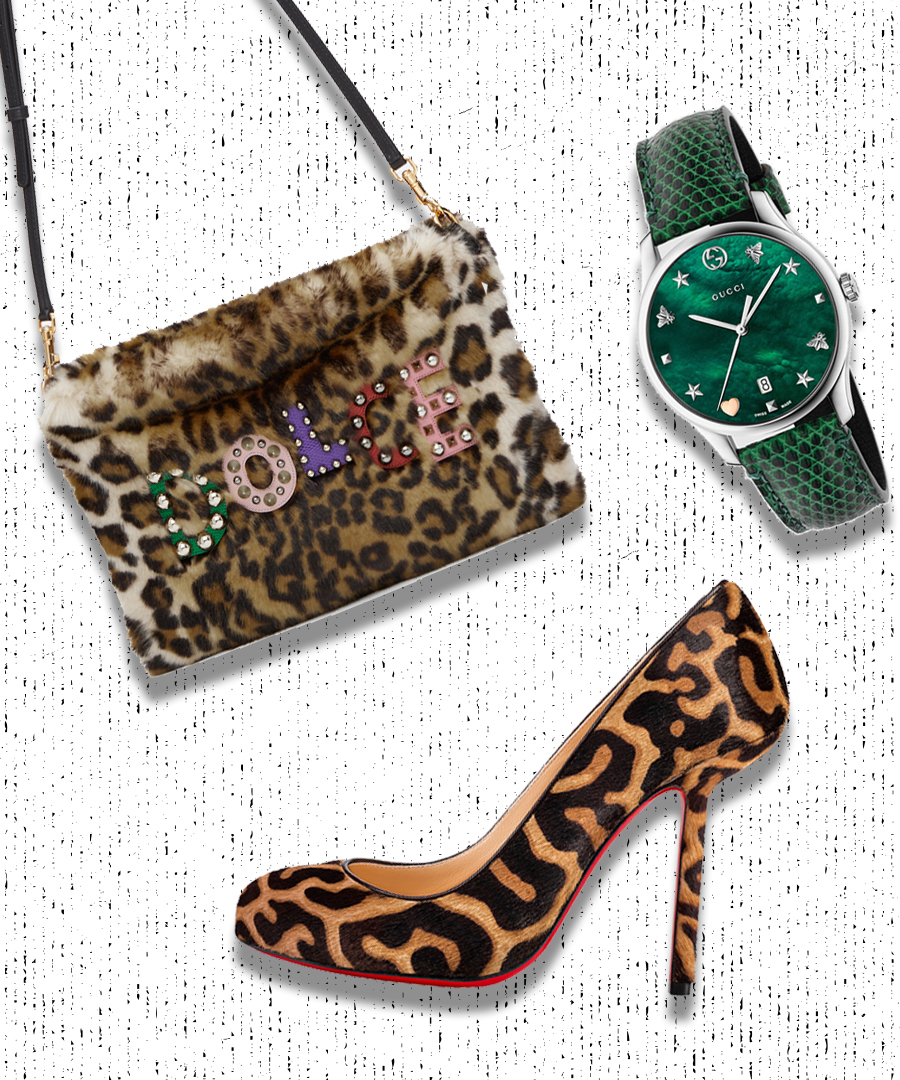 Go Wild Over These Animalistic Accessories