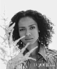 Actress Gugu Mbatha-Raw Gets Candid