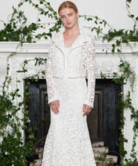 Chic Bridal Jackets For a Winter Wedding