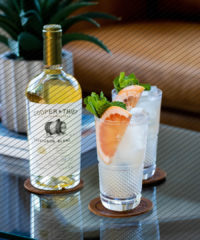 Drink DuJour: Cooper & Thief White Wine Paloma