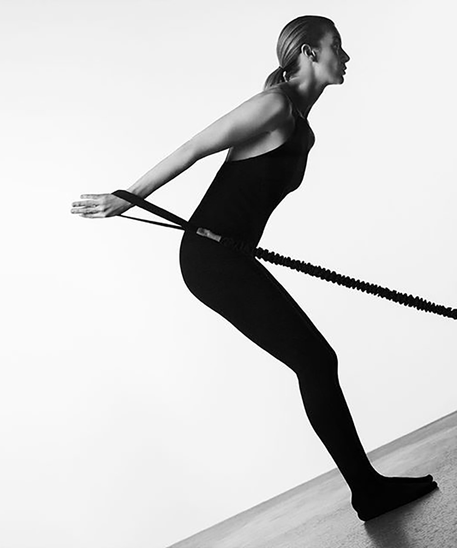 This Is Not Your Mother's Barre Class