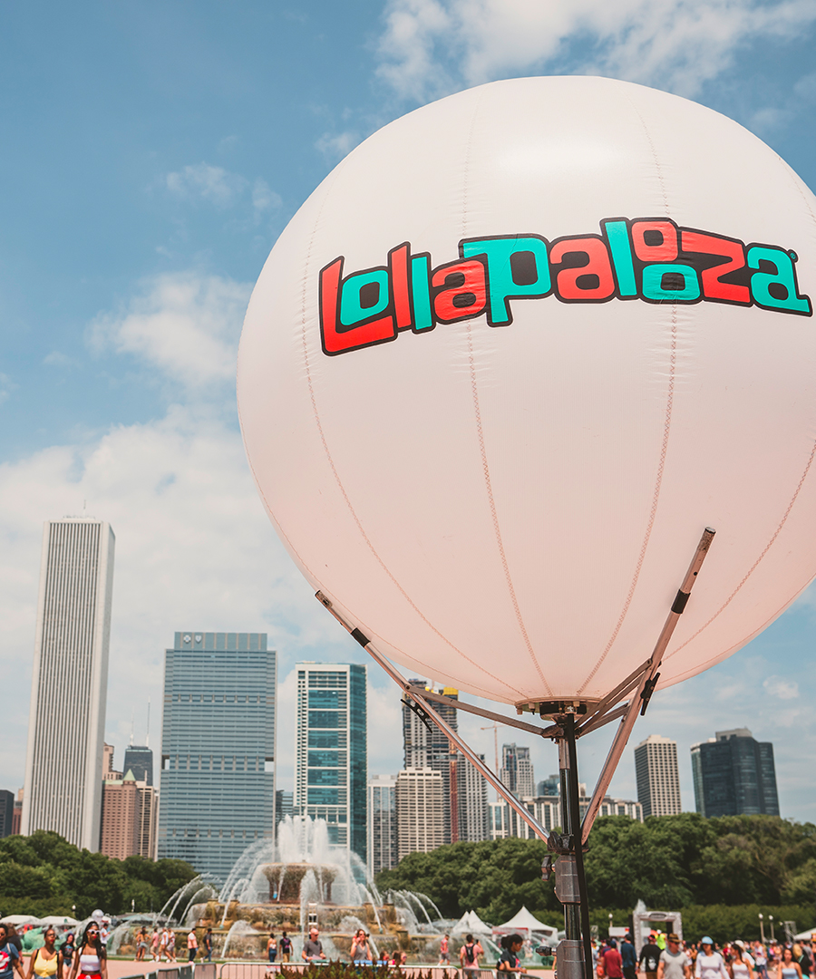 What Can VIP at Lollapalooza Get You?