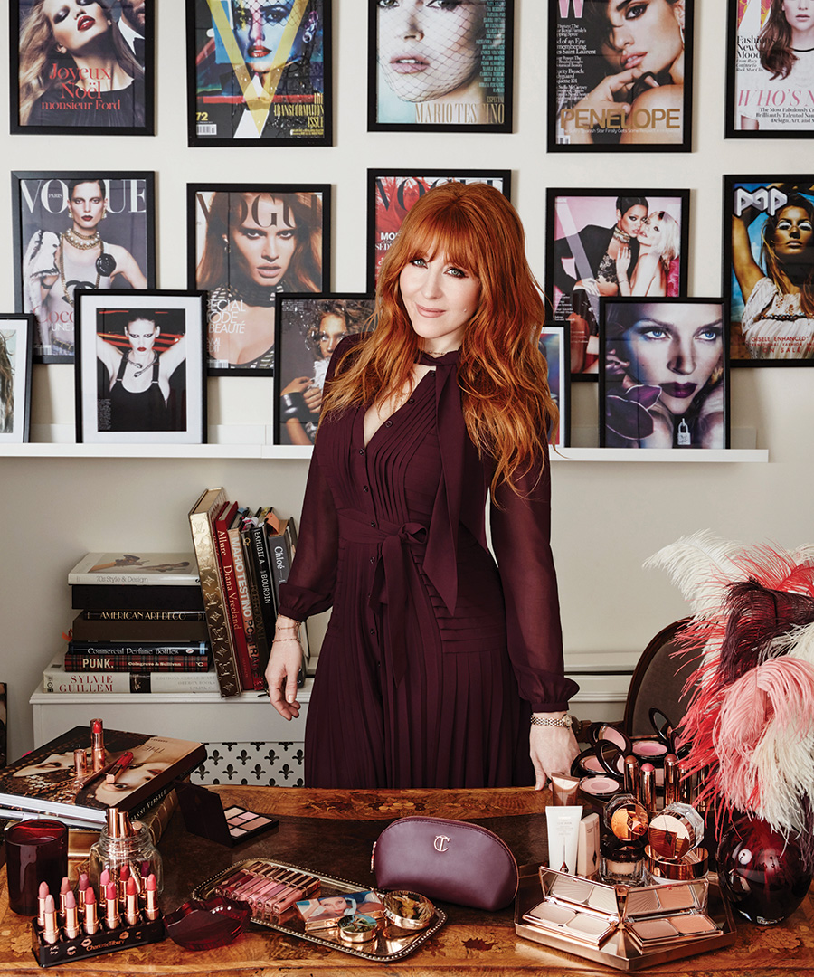 Charlotte Tilbury on the Power of Makeup