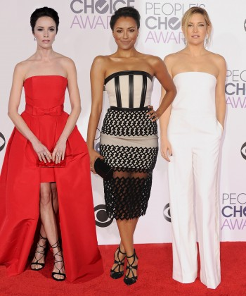 The Best Dressed Celebrities at the People's Choice Awards