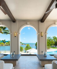 Tour a $36.5 Million Mansion With a Private Beach