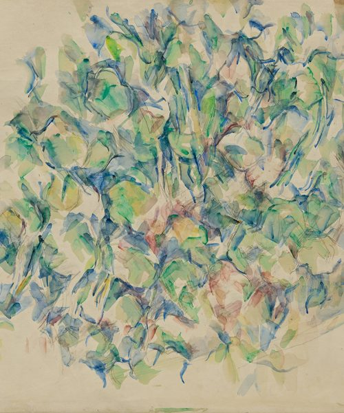 """The MoMA Presents: """"Cézanne Drawing"""""""